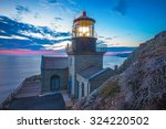 big sur.  point sur lighthouse...