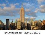 new york city   october 5  2015 ... | Shutterstock . vector #324221672