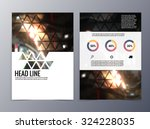 business and technology...   Shutterstock .eps vector #324228035