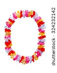 Hawaiian Oval Lei Necklace...