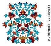 persian ornament   Shutterstock .eps vector #324304865