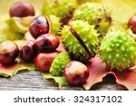 Fresh Chestnuts With Maple...