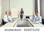 business  people and teamwork... | Shutterstock . vector #324372152