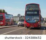 london  uk   september 28  2015 ... | Shutterstock . vector #324388652