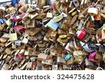 paris  france   march 18  2014  ... | Shutterstock . vector #324475628