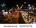 the non focus makes blur of the ... | Shutterstock . vector #324476756