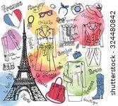 Paris Fashion.clothing And...