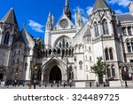 The Royal Courts Of Justice ...