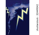 tornado.vector image | Shutterstock .eps vector #32449042