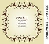 vintage design | Shutterstock .eps vector #32451166