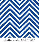 Vector Chevron Seamless Patter...