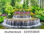 Fountain Inside Singapore's...