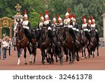 London   June 9 Royal Guards O...