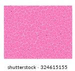 cute pink curl texture... | Shutterstock .eps vector #324615155