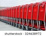 Stack Shopping Carts