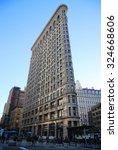 new york   october 6  2015 ... | Shutterstock . vector #324668606