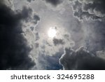 nasty day light and dark | Shutterstock . vector #324695288