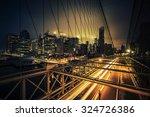 View Of Brooklyn Bridge At...