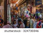 marrakech  morocco   circa...