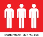 male vector background | Shutterstock .eps vector #324753158