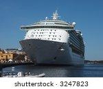 cruise ship | Shutterstock . vector #3247823