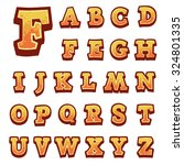 orange stone game alphabet