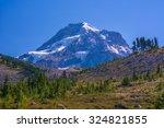 mt hood  oregon  | Shutterstock . vector #324821855