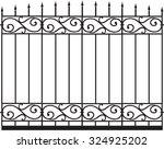 vector shod fence