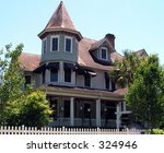 Small photo of Victorian House, Alachua, Florida