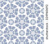 seamless circular pattern of...   Shutterstock .eps vector #324960692