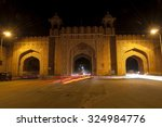 amber city gate in jaipur ... | Shutterstock . vector #324984776