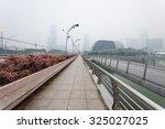 Singapore Sep 24 2015 Haze...