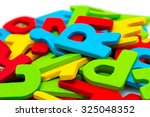 concept of education. english... | Shutterstock . vector #325048352