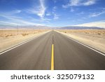 Endless Country Highway In...