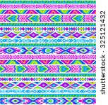 Seamless Tribal Pattern....