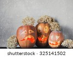 Three Funny Pumpkin For...
