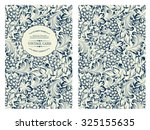 cover design for you personal... | Shutterstock .eps vector #325155635