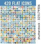 universal flat icons  bitmap