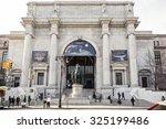 new york  new york  usa   march ... | Shutterstock . vector #325199486