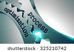 process optimization on the... | Shutterstock . vector #325210742