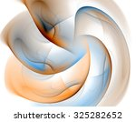 3d abstract fractal background | Shutterstock . vector #325282652
