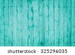 Marine Blue Wooden Planks