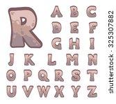 brown stone game alphabet