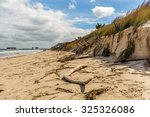 Beach Erosion From The Nor...