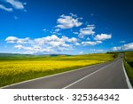 road in the nature  | Shutterstock . vector #325364342