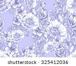 abstract elegance seamless... | Shutterstock .eps vector #325412036