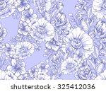 abstract elegance seamless... | Shutterstock .eps vector #325412036