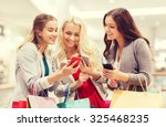 sale  consumerism  technology... | Shutterstock . vector #325468235