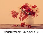 Still Life With A Autumn...
