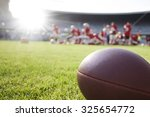 american football game | Shutterstock . vector #325654772
